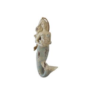Mermaid Ornament Small