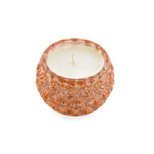 9oz Rose Gold Mercury Glass Candle